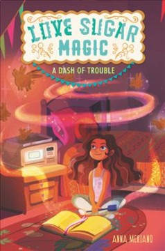 A dash of trouble by Meriano, Anna