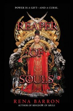Reaper of souls by Barron, Rena