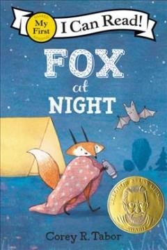 Fox at night by Tabor, Corey R.
