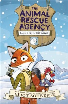 Case File : Little claws by Schrefer, Eliot