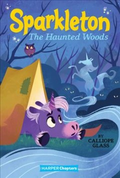The haunted woods by Glass, Calliope