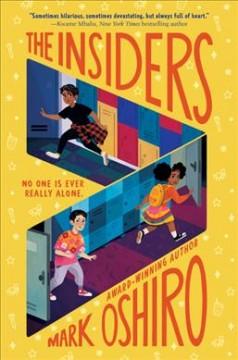The Insiders by Oshiro, Mark