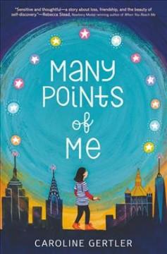 Many points of me by Gertler, Caroline