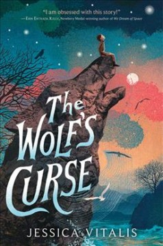 The Wolf's curse by Vitalis, Jessica