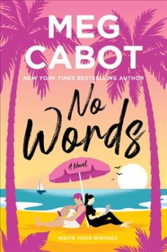 No words : a novel by Cabot, Meg