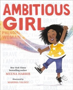 Ambitious girl by Harris, Meena