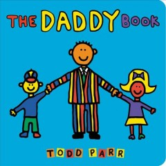 The daddy book by Parr, Todd