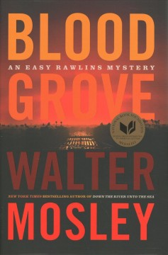 Blood grove by Mosley, Walter