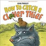 How to catch a clover thief by Parsley, Elise