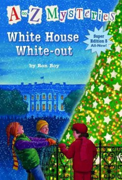 White House white-out by Roy, Ron
