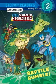 Reptile rumble! by Wrecks, Billy