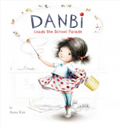 Danbi leads the school parade by Kim, Anna.