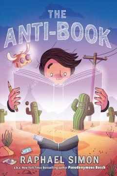 The anti-book by Simon, Raphael  (Children's author)