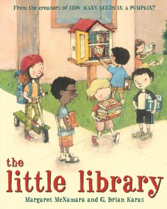 The little library by McNamara, Margaret