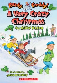 A very crazy Christmas by Klein, Abby.