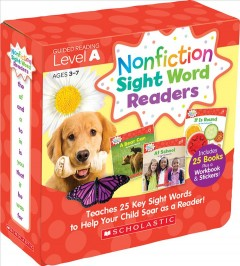 Nonfiction sight word readers : guided reading level A by Charlesworth, Liza