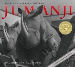 Jumanji by Van Allsburg, Chris.