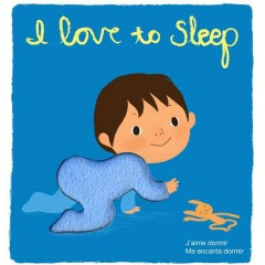 I love to sleep = J'aime dormir = Me encanta dormir by Graux, Amélie