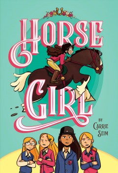 Horse girl by Seim, Carrie
