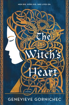 The witch's heart by Gornichec, Genevieve