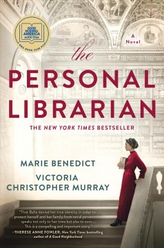 The personal librarian by Benedict, Marie