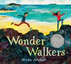 Wonder walkers by Archer, Micha