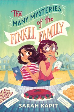 The many mysteries of the Finkel family by Kapit, Sarah