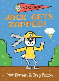 Jack gets zapped! by Barnett, Mac