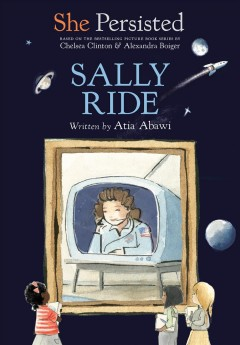 Sally Ride by Abawi, Atia