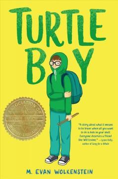 Turtle boy by Wolkenstein, M. Evan