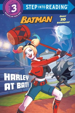 Batman : Harley at bat! by Kaplan, Arie