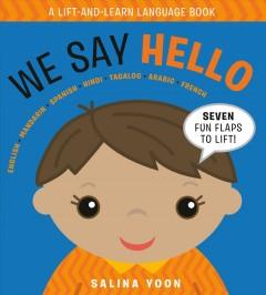 We Say Hello by Yoon, Salina