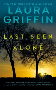 Last seen alone by Griffin, Laura