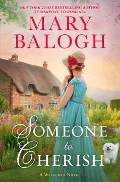 Someone to cherish by Balogh, Mary