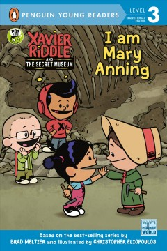 I am Mary Anning by Vitale, Brooke