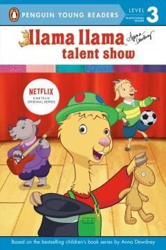 Llama Llama talent show by