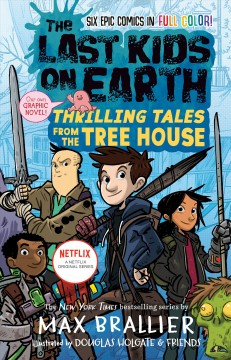 Thrilling tales from the tree house by Brallier, Max