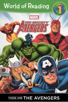 These are the Avengers by Macri, Thomas.