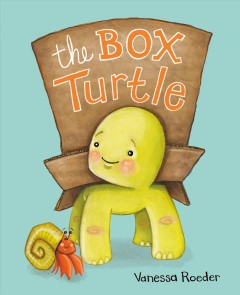 The box turtle by Roeder, Vanessa