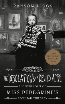 The desolations of Devil's Acre by Riggs, Ransom