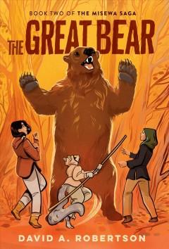 The great bear by Robertson, David