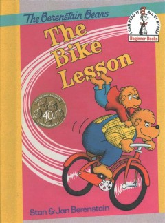 The bike lesson by Berenstain, Stan