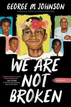 We are not broken by Johnson, George M.