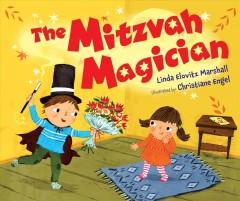 The Mitzvah Magician by Marshall, Linda Elovitz.