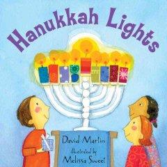 Hanukkah lights by Martin, David