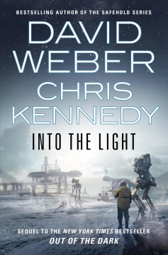 Into the light by Weber, David
