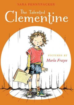 The talented Clementine by Pennypacker, Sara