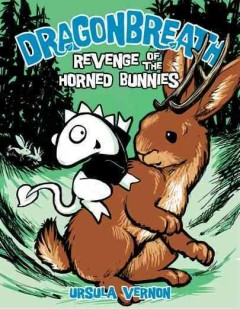 Revenge of the horned bunnies by Vernon, Ursula.