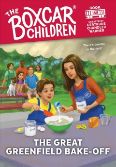 The Great Greenfield bake off by Warner, Gertrude Chandler