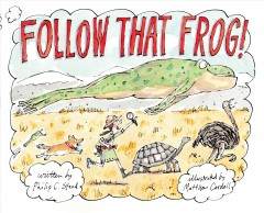 Follow that frog by Stead, Philip Christian